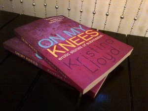 On My Knees K Lloyd pbk